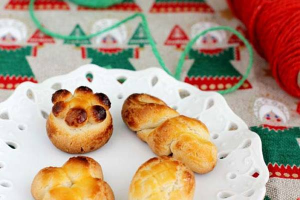 Mazapán casero: receta para niños