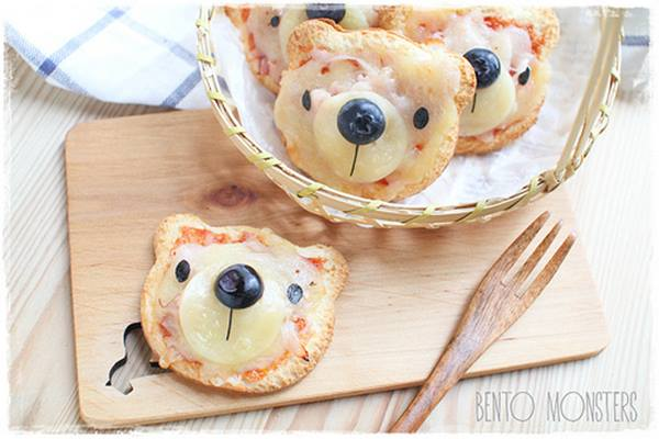 Cocina para niños: mini pizzas para fiestas