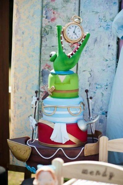 Fiesta Peter Pan para celebrar cumpleaños infantiles con imaginación…