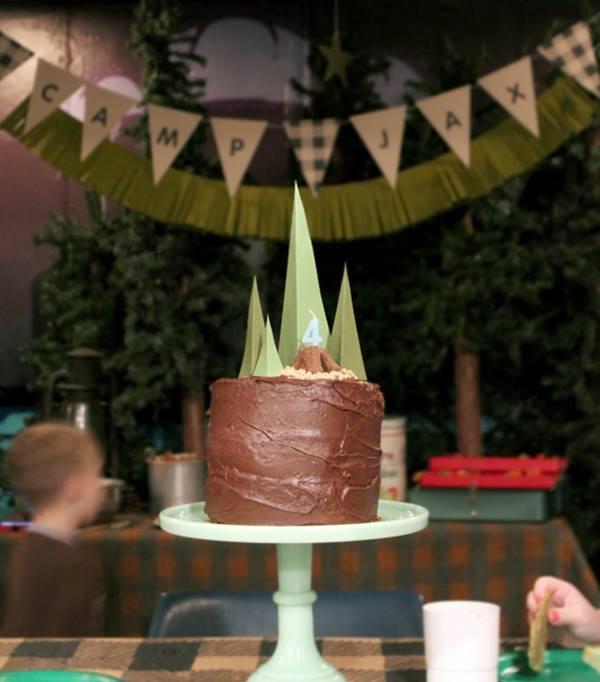 Ideas muy originales para una fiesta campamento 3