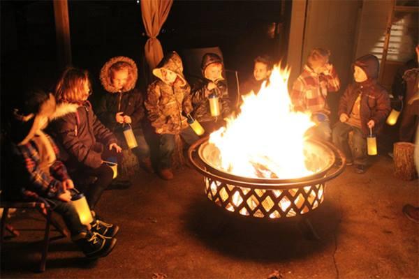 Ideas muy originales para una fiesta campamento 5