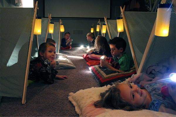 Ideas muy originales para una fiesta campamento 6