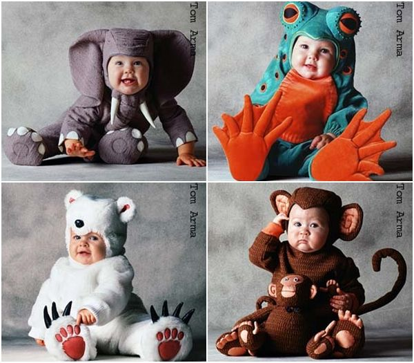 Los disfraces de animales para niños más originales y divertidos 3