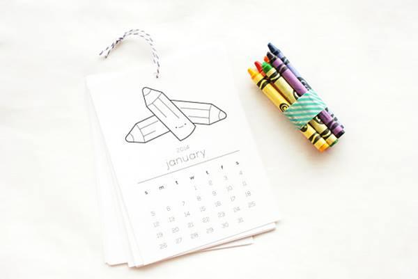 bonito calendario para imprimir con descarga gratis 5