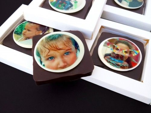 Tabletas de Chocolate Singular Chocolat
