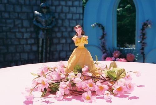decoración fiesta temática princesitas