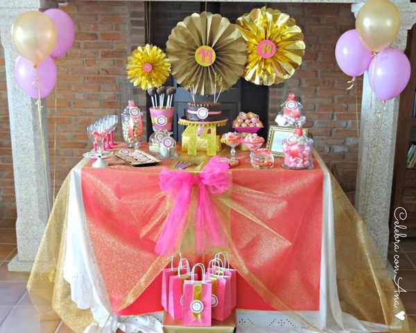 Fiesta para chicas- Deluxe Party