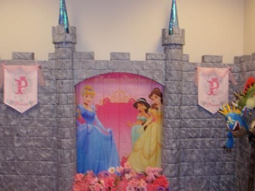 fiesta-tematica-princesas disney