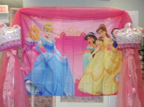 fiesta-tematica-princesas walt disney