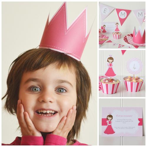 Pluie de Confettis, decoración para fiestas infantiles