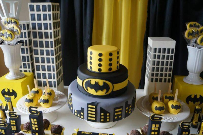 Batman también cumple años