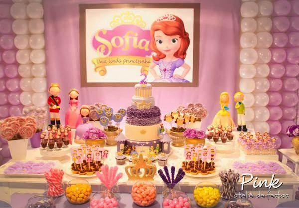 Fiesta Castillo de la Princesa Sofía
