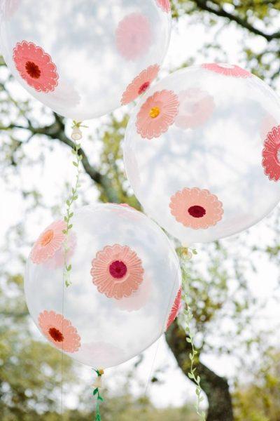 Decoración con Globos para Fiestas Infantiles