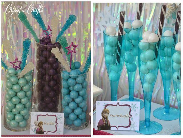 Ideas fiesta cumpleaños frozen disney (1)