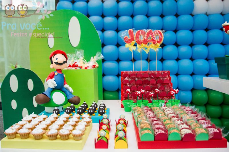 Supermario o el estallido de color