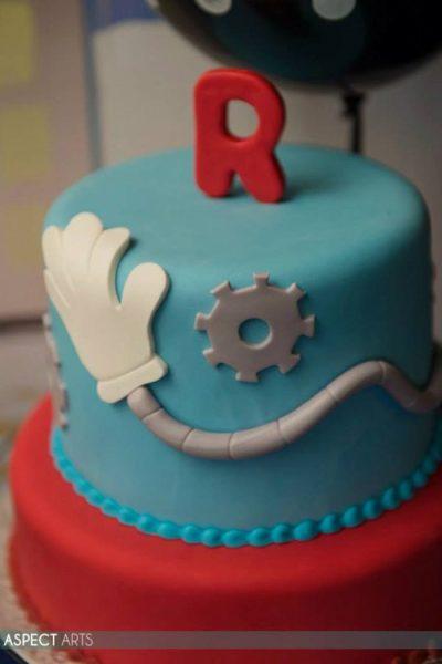 fiesta cumpleaños inspector gadget (11)