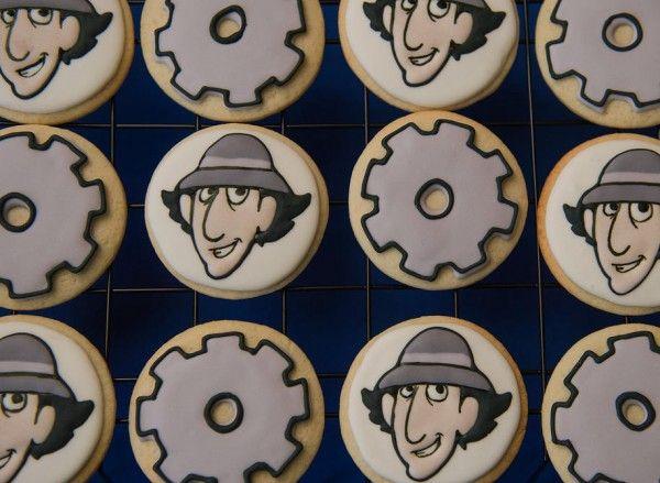 fiesta cumpleaños inspector gadget (3)