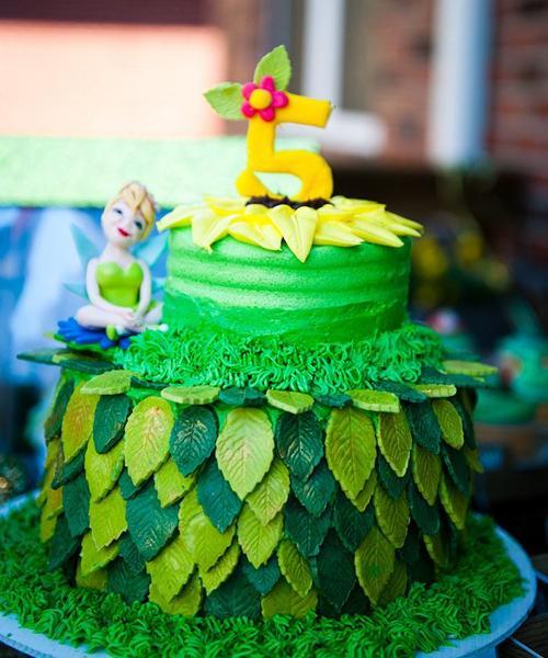 Espectacular fiesta de cumpleaños  Peter Pan
