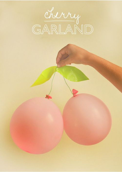 15 August Ballooon Garland FIRSTb