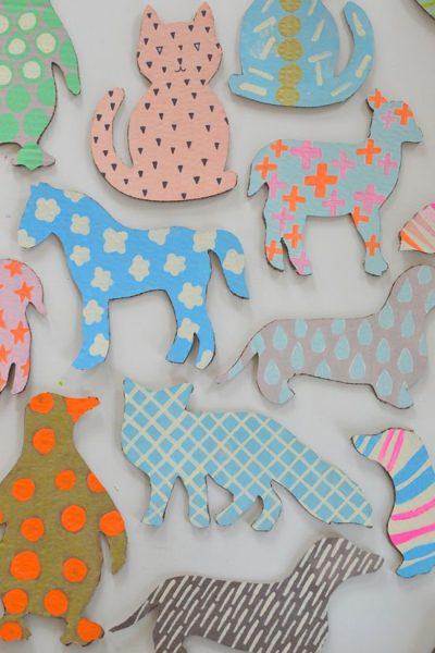 animales de cartón (1)