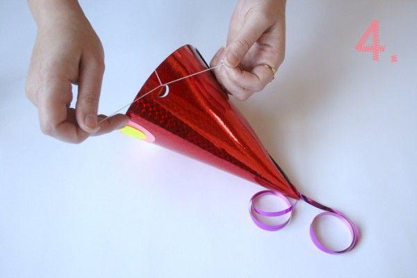 cómo hacer sombrero fiesta paso a paso (5)