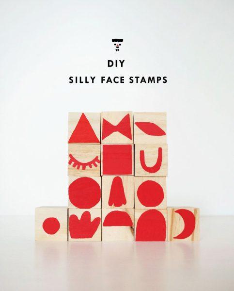 como hacer sellos estampar motivos sencillos (2)
