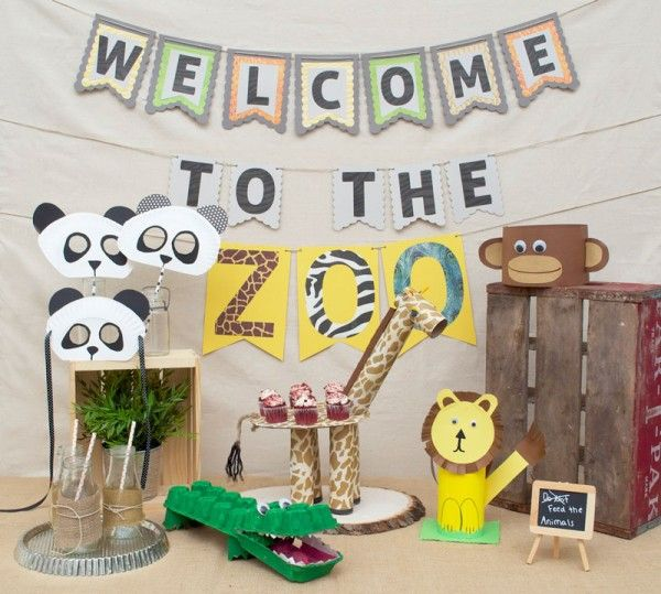 fiesta zoo hacer animales (5)