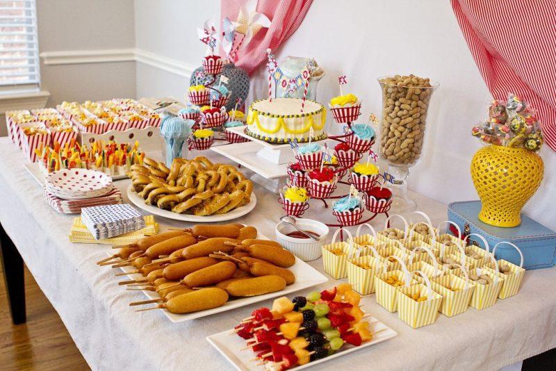 fiestas cumpleaños circo (4)