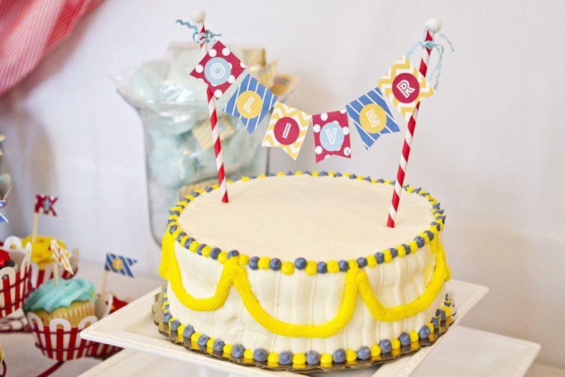 fiestas cumpleaños circo (5)