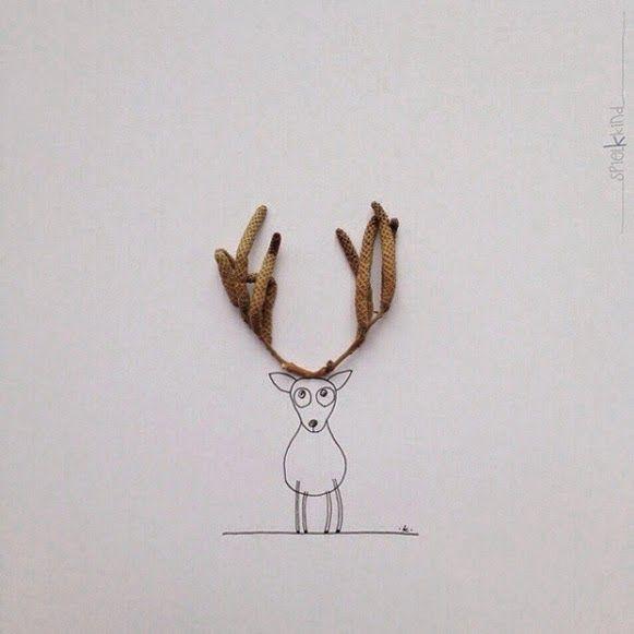 ilustraciones manualidades para hacer con niños objetos (3)
