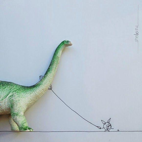ilustraciones manualidades para hacer con niños objetos (6)