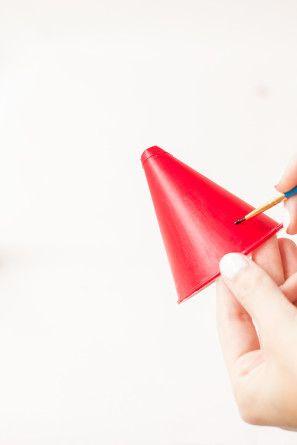 como hacer sombrero idea fiesta infantil frutas (1)