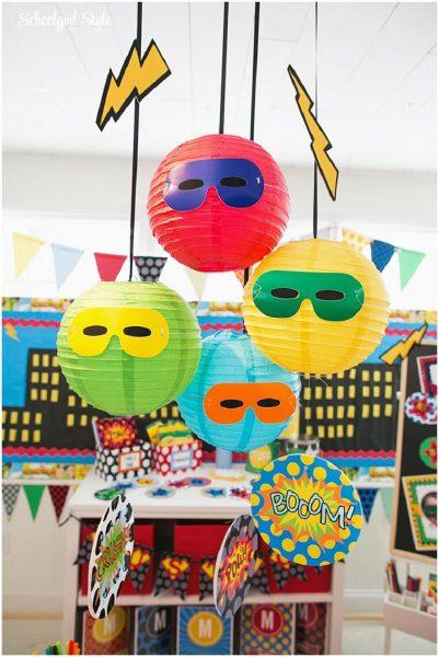 decoracion fiestas infantiles aulas colegio fin de curso (1)
