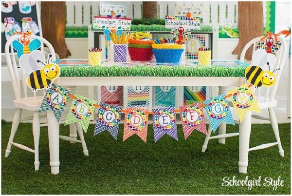 decoracion fiestas infantiles aulas colegio fin de curso (3)