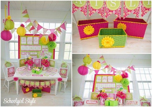 decoracion fiestas infantiles aulas colegio fin de curso (7)