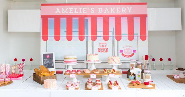¡Fiesta en la Pastelería!