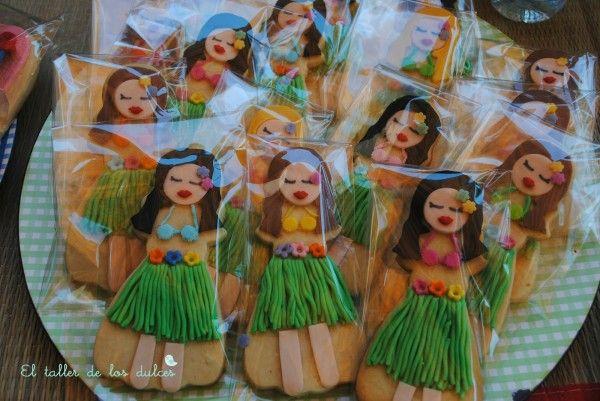 fiestas y cumpleaños ideas decoración tropical verano hawaiana hawai infantil (11)