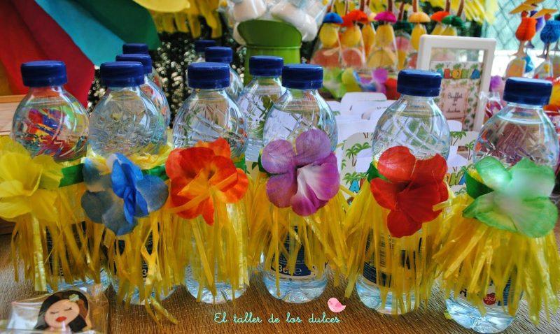 Fiesta hawaiana para combatir los calores del verano - Decoracion fiesta ibicenca casera ...