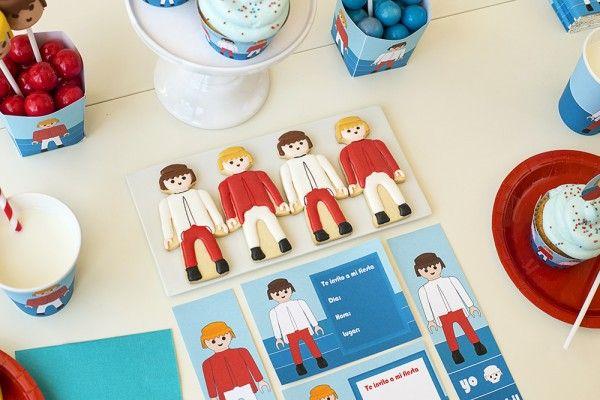 fiesta playmobil niños infantil imprimibles (1)
