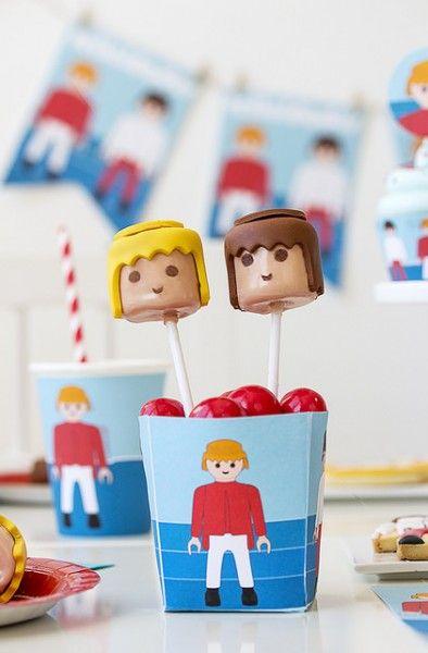 fiesta playmobil niños infantil imprimibles (4)