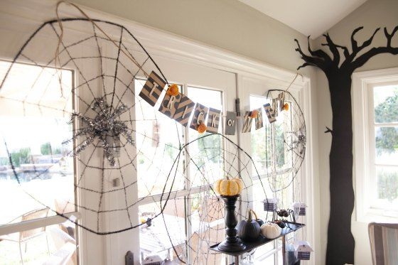 Fiesta halloween ideas niños postres dulces decoracion (2)
