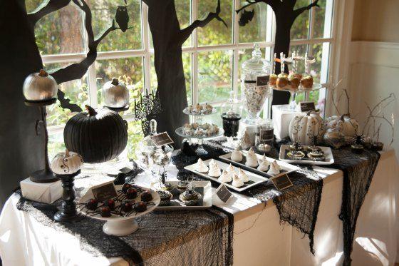 Fiesta halloween ideas niños postres dulces decoracion (3)