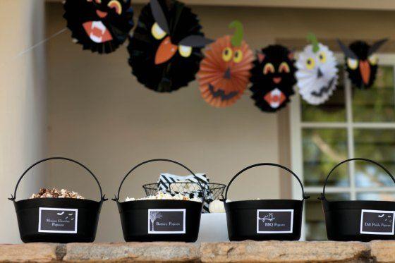 Fiesta halloween ideas niños postres dulces decoracion (8)