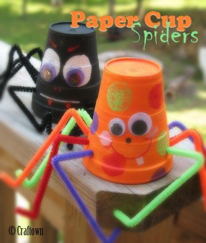 Actividades infantiles para un Halloween terroríficamente divertido