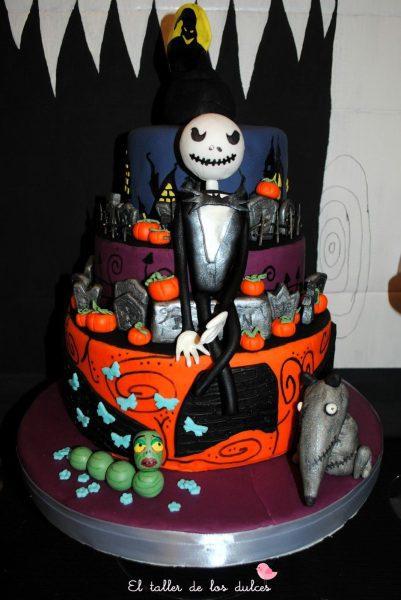 Un Halloween a lo Tim Burton
