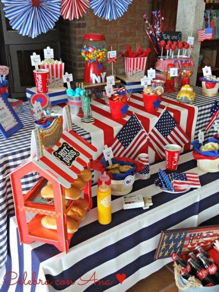 Fiesta americana de cumpleaños