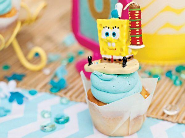 cumpleaños bob esponja infantil ideas (5)