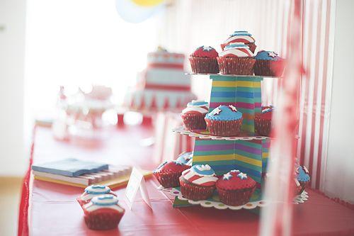 fiesta cumpleaños infantil circo circense decoracion (1)