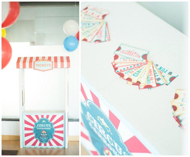 fiesta cumpleaños infantil circo circense decoracion (4)