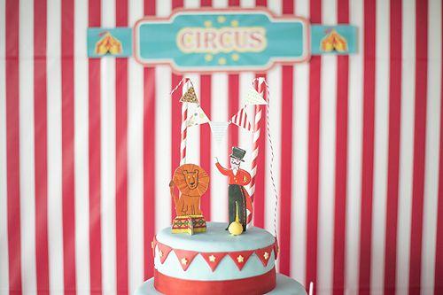 Cumpleaños y circo: una combinación perfecta